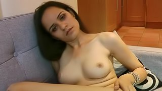 Stunning chick provides great solo