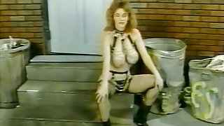 Becky Savage, Busty Belle, Candy Samples in vintage sex clip