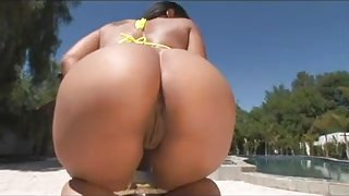 Mexican dude cums twice fucking black pussy