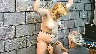 Horny mature is eager to play