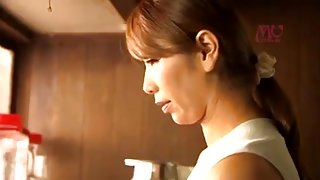 Tanned mom seduces nother son - chisato shoda