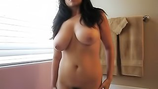 Exotic cute young hairy pussy