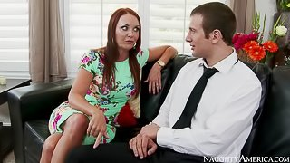 Janet Mason,Trent Forrest My Friend's Hot Mom