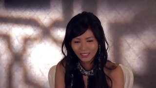 Horny Japanese whore Nozomi Aso in Hottest big tits, couple JAV movie