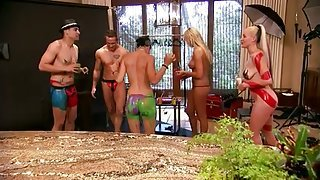 Things Get Horny On The Terrace @ Season 3, Ep. 8