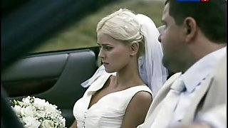 Ekaterina Kuznecova Outdoor Anal in Wedding Day