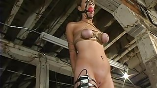 Jessica Sexin in Waterbondage Video