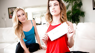 Alexa Grace & Kristen Scott in Crush on You - MommysGirl