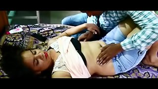 wife Romance with massage therapist