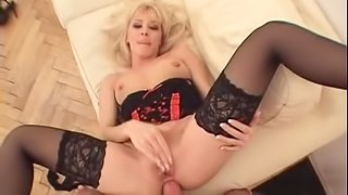 Natalli DiAngelo gets het ass and pussy fucked in terrific POV clip