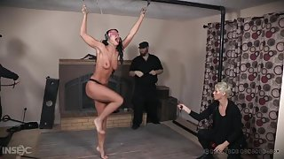 Wrapped In Rope And Whipped Mercilessly