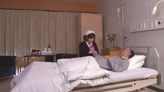 Fabulous Japanese whore Yui Serizawa in Horny Nurse, Big Tits JAV movie