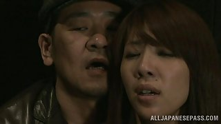 Misa Has Sex In The Movie Hall With Her Boyfriend