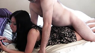 An booty made for hard-on rubbing