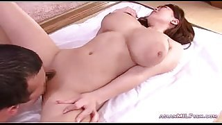 Milf Getting Her Huge Tits Rubbed Sucking Guy Fucked On The Floor In The Room
