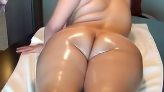 Sensual Massage Asian Wife