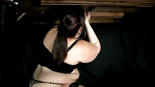 BBW Under the Milking Table