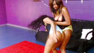 dark angel catfight wedgies