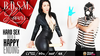BDSM Lovers - Hard Sex With A Happy Ending
