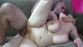Horny pornstars Samantha 38G and Nikki Sexx in fabulous big tits, bbw adult movie