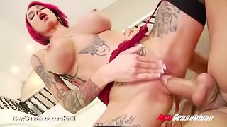 Anna Bell Peaks Squirt-Aholic