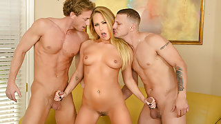 Carter Cruise & Mr. Pete in My Sisters Hot Friend