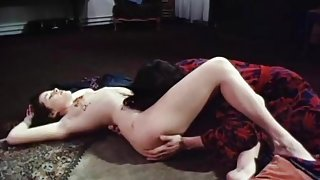 Joëlle Coeur, Marie-France Morel, Brigitte Borghese in classic fuck video