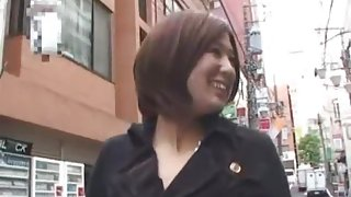 Best Japanese chick Nana Saeki in Exotic Softcore, Public JAV movie