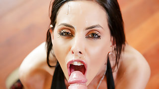 1000Facials Video: Brandy Aniston & Will Powers