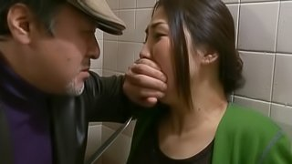 Sweet asian mature chick gets banged hardcore by a horny gangster