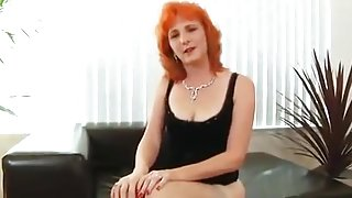 Mature With a Fine Hairy Red Bush Solos