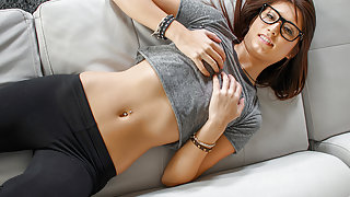 Kimberly's First Anal - MyVeryFirstTime
