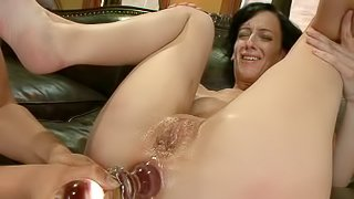 Dildos and vibrator arenothing comparing to what awaits them next