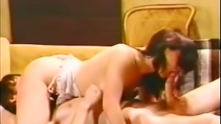 Vintage 69 excites the couple for erotic lovemaking