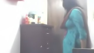 desi babe open on camera and boobs play and pussy fingring