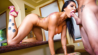 Romi Rain & Tyler Nixon in My Friends Hot Girl