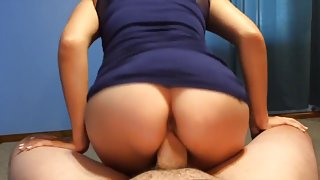 Begging My Friends Husband For Anal