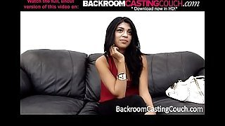 Married Indian Teen&#039_s First Assfuck on Casting Couch
