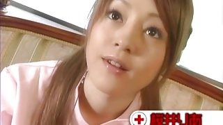 Cosplay Porn: Sexually Active Asian Nurses Fucking Their Patients part 4