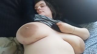 Walked In On step-Sister With Her Huge Tits Out!!! CREAMPIE!!