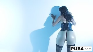 Sexy Milf Dana Vespoli shows off her curves for us to see