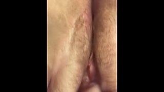 After Shower Clit Rubbing And Fingering