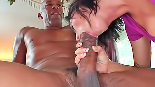 Slutty babe Juelz loves receiving huge black cocks into her cunt