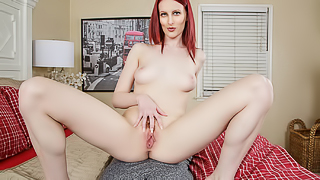 Community Service - Smooth and Tight Red Head VR