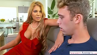Mercedes Carrera,Dustin Daring My Friend's Hot Mom