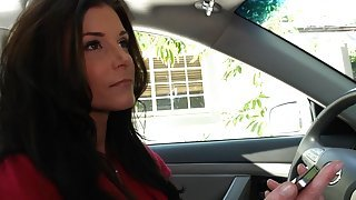 India Summer rubs her hungry...