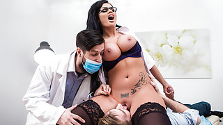 Candy Sexton & Danny D in Open Wide - Brazzers