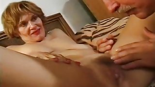 Mature Babe Fucked Doggy For Cum Facial
