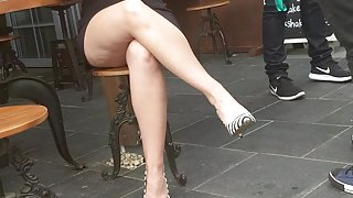 Bare Candid Legs - BCL#270