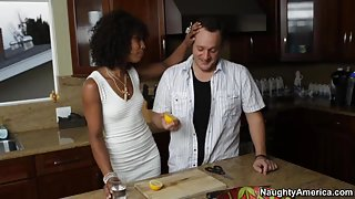 Misty Stone & Alec Knight in Neighbor Affair